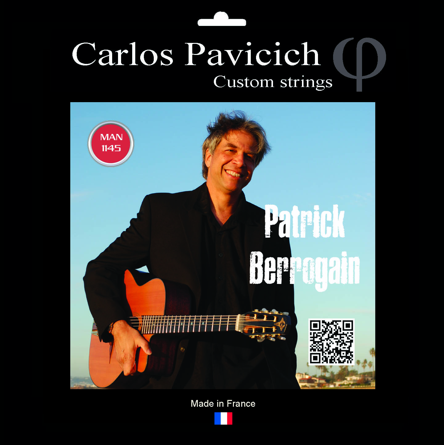 Patrick Berrogain