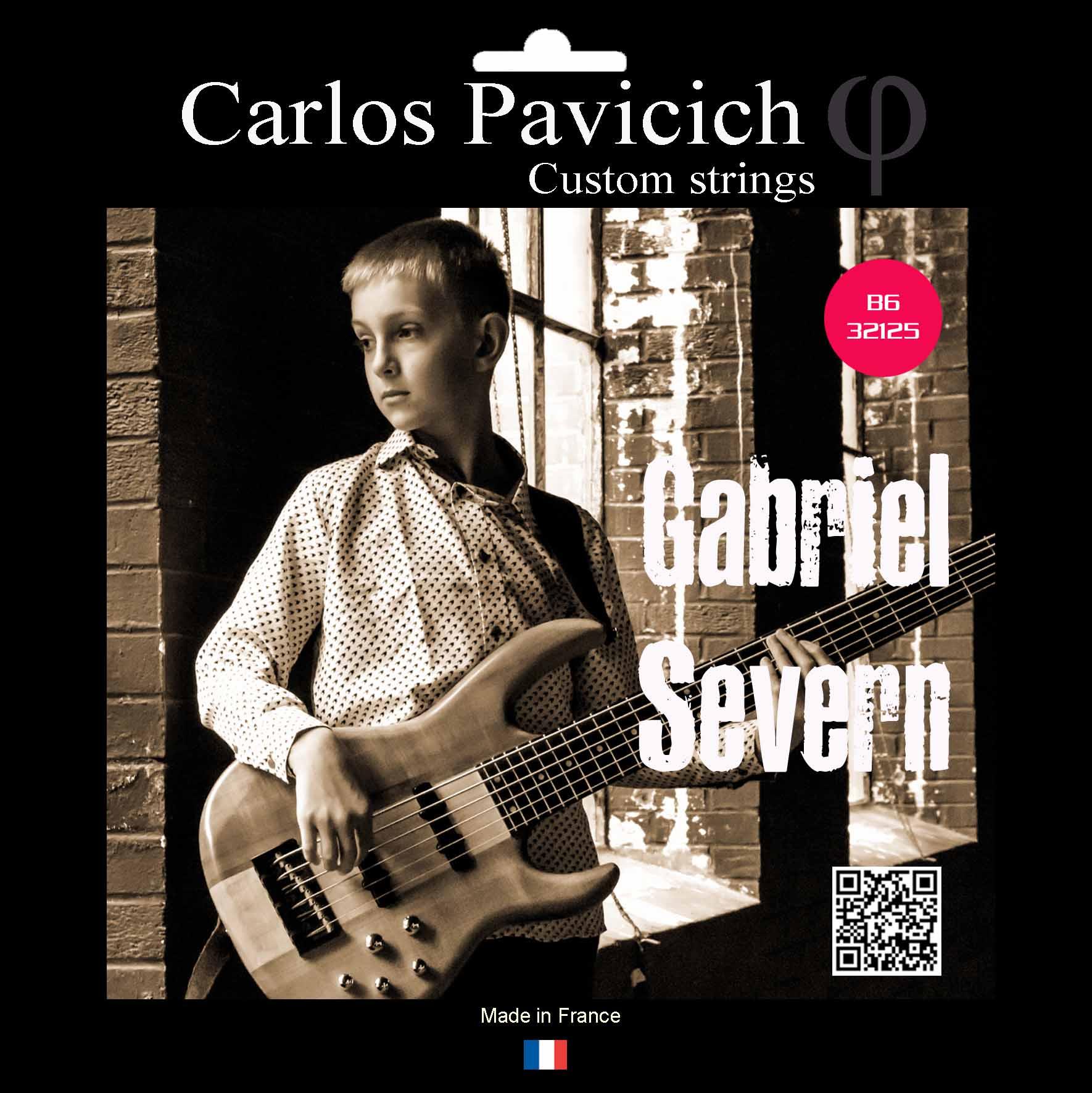 Gabriel Severn