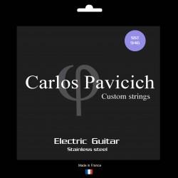 Jeu Carlos Pavicich stainless steel 946