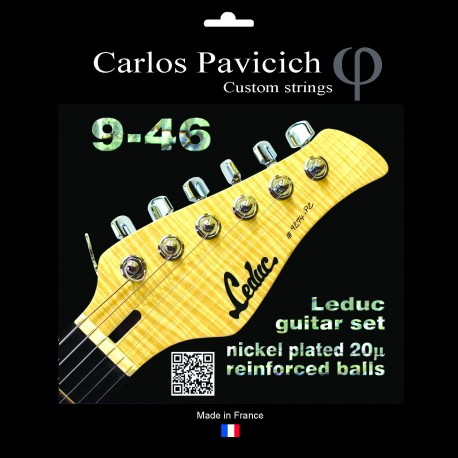 String set Christophe Leduc N20946