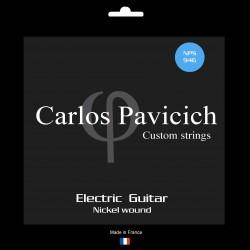 Jeu  guitare  électrique Nickel wound 946