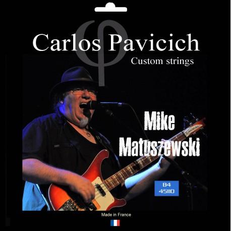 Jeu basse Mike Matuszewski