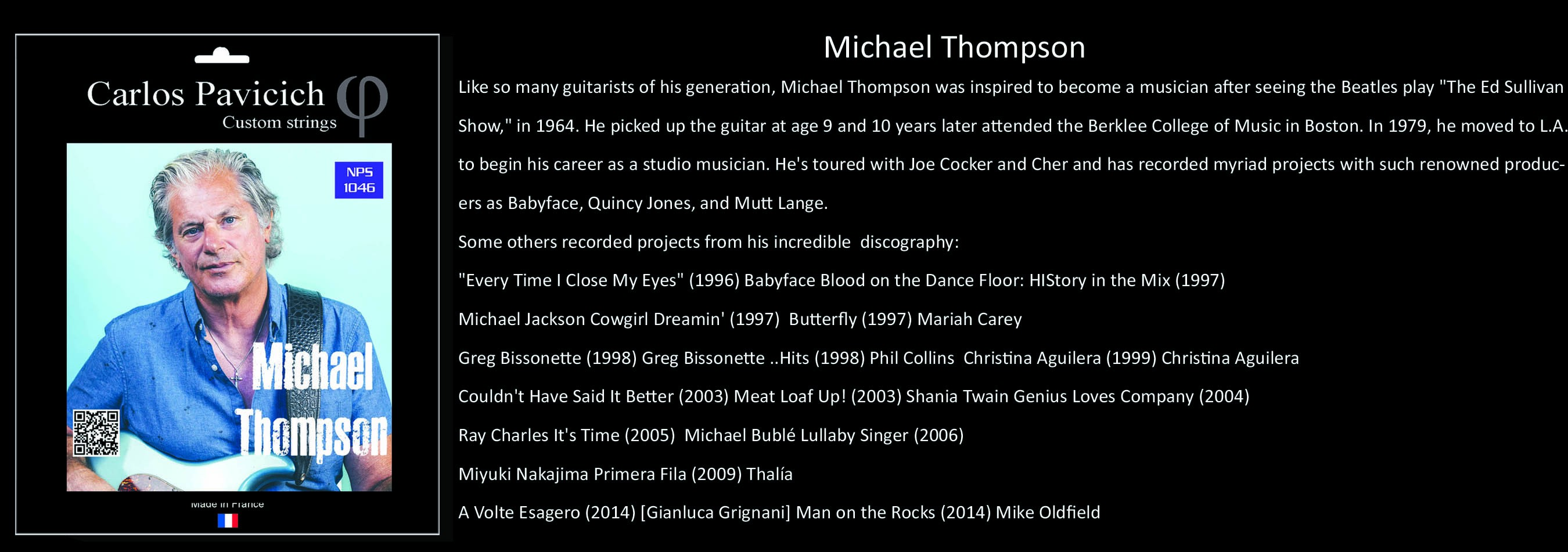 Michael Thompson