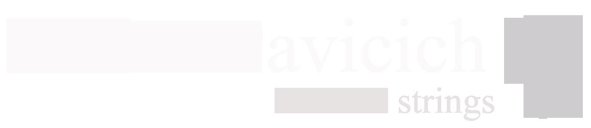 Carlos Pavicich - Custom strings