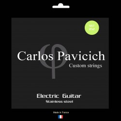 Jeu Carlos Pavicich stainless steel 1152