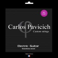 Jeu Carlos Pavicich stainless steel 838