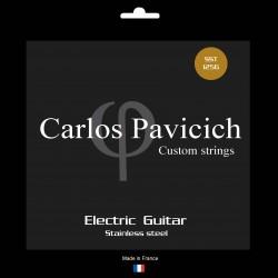 Stainless steel 1256 guitar set