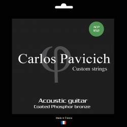 Phosphorus bronze  1152 acoustic guitar set