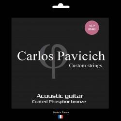 Phosphorus bronze  1048 acoustic guitar set