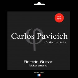 Nickel wound  1046 electric guitar set