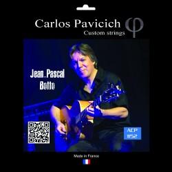 CPCSACP1152  Jean-Pascal Boffo acoustic guitar set