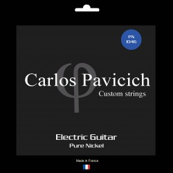 Pure Nickel wound  1046 electric guitar set