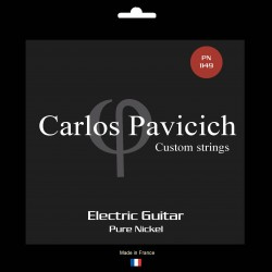 Pure Nickel wound 1149 electric guitar set